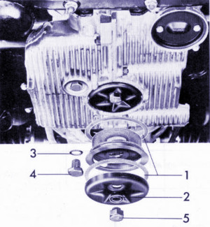 porsche 914 type iv engine diagram how to change oil on a volkswagen type 4 engine  change oil on a volkswagen type 4 engine