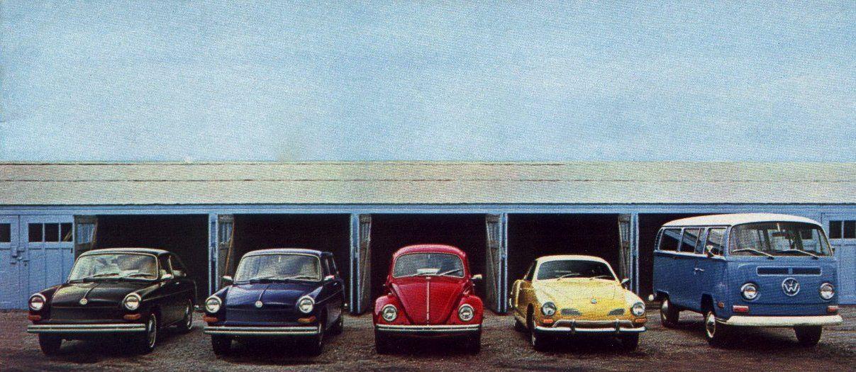 Volkswagen bus engine codes