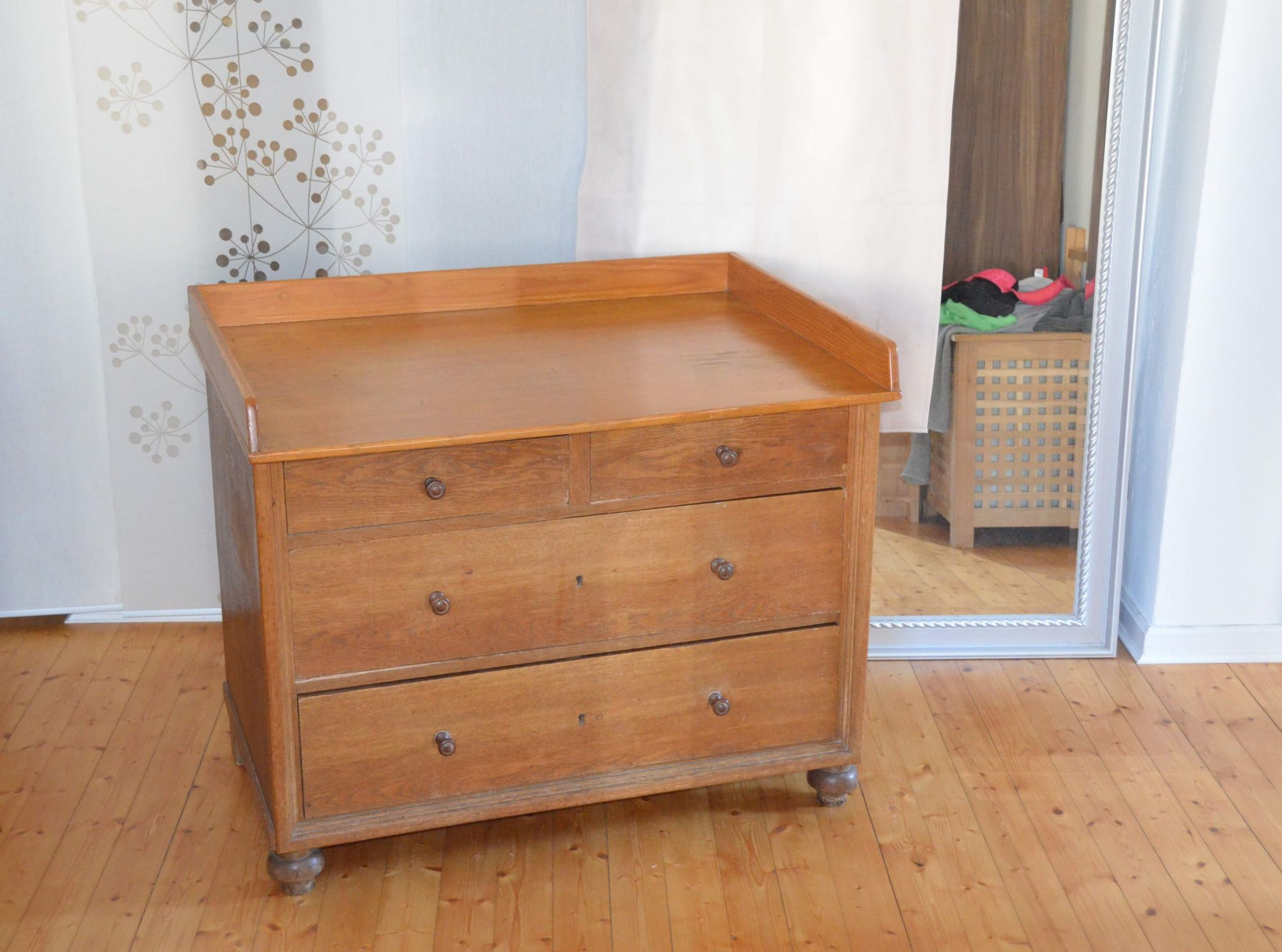 A new life for a changing table