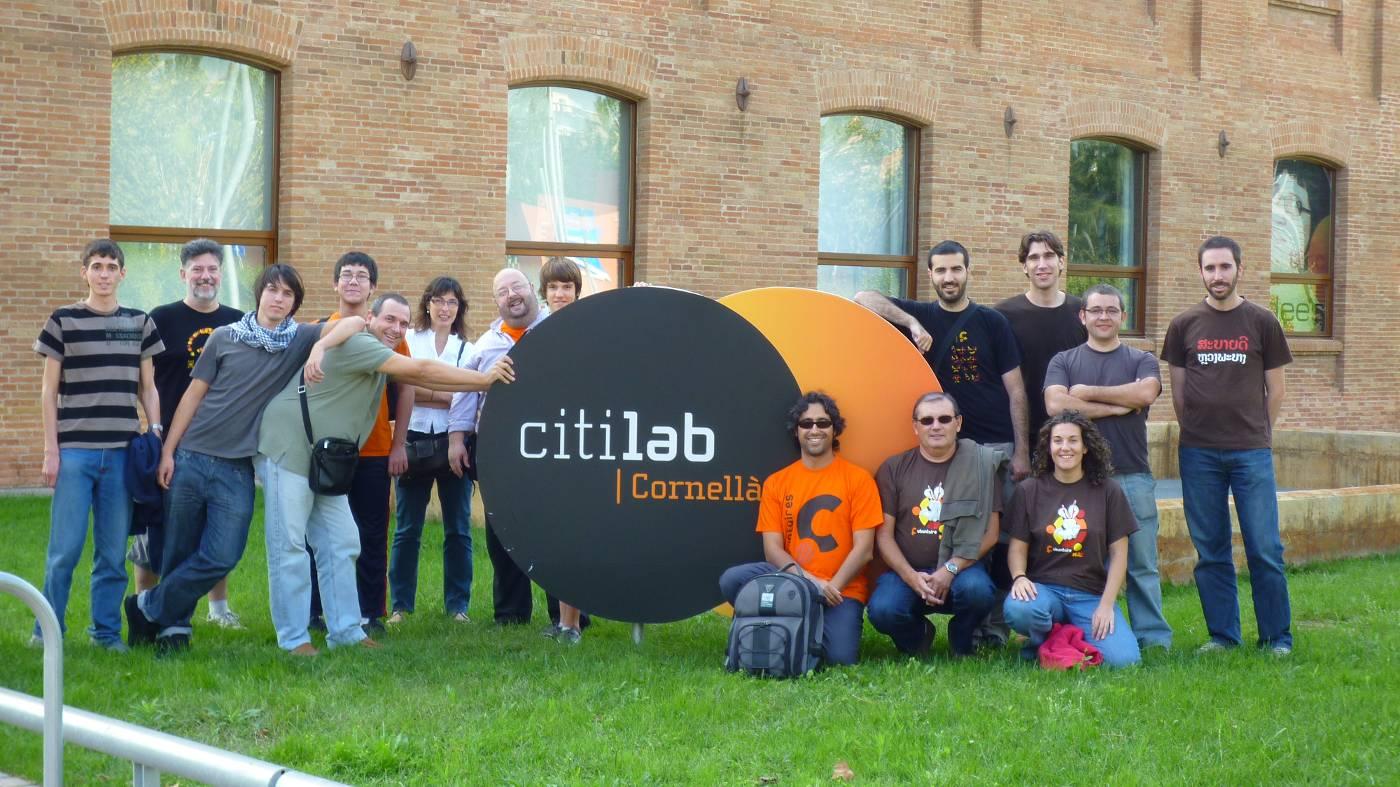Ubuntu Global Jam events: jamming Catalan style