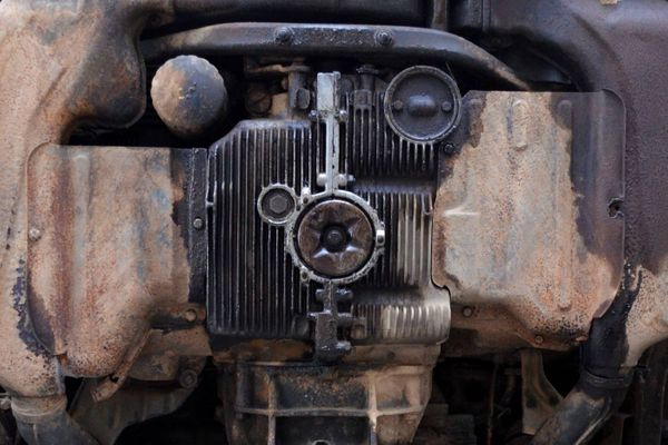 How to change oil on a Volkswagen Type 4 engine