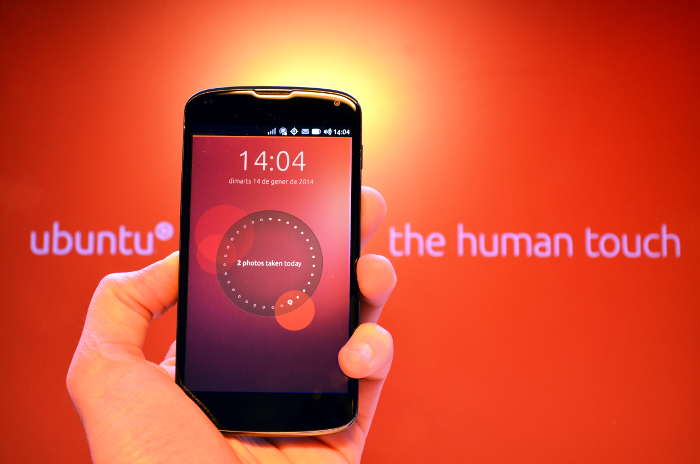 Ubuntu, the human touch