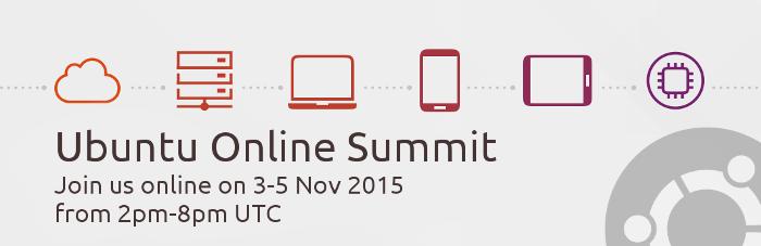 Ubuntu Online Summit